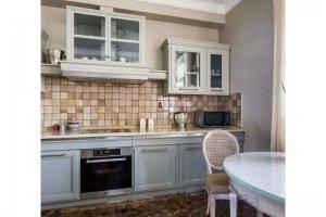 Кухня ретро Фьюжн - Мебельная фабрика «ДиВа мебель»