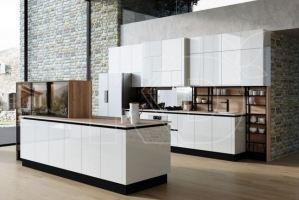 Кухня Ричард Space Line - Мебельная фабрика «Кухонный двор»