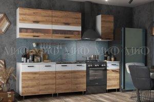 Кухня прямая Рио 2 - Мебельная фабрика «МиФ»