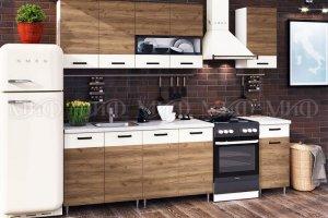 Кухня Рио Крафт Беж - Мебельная фабрика «МиФ»