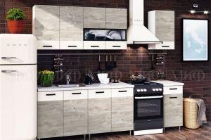 Кухня Рио Крафт светлый - Мебельная фабрика «МиФ»