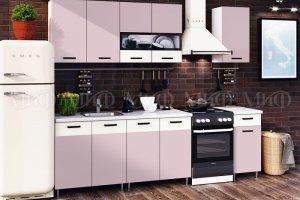 Кухня ЛДСП РИО Розовый - Мебельная фабрика «МиФ»
