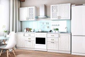 Кухня Ромб 5 - Мебельная фабрика «ДИАЛ»