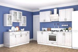 Кухня Ромб 10 - Мебельная фабрика «ДИАЛ»