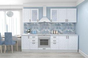 Кухня Ромб вариант 11 - Мебельная фабрика «ДИАЛ»