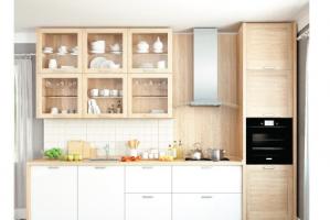 Кухня Rose прямая - Мебельная фабрика «Гварнери»