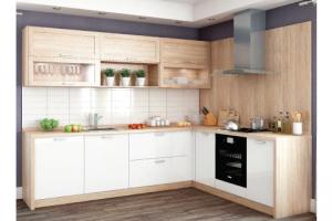 Кухня Rose угловая - Мебельная фабрика «Гварнери»