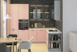 Кухня Россо - Мебельная фабрика «Walenza mebel»