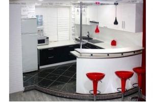 Кухня Розалина-1-01 - Мебельная фабрика «Трио»