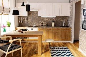 Кухня Румба - Мебельная фабрика «Заречье»