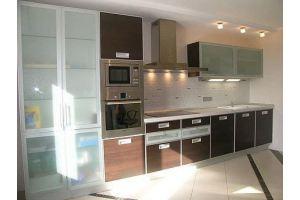 Кухня с алюминиевым каркасом - Мебельная фабрика «Арт Мебель»