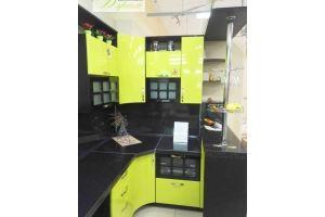 Кухня с барной стойкой Ривьера - Мебельная фабрика «Дэрия»