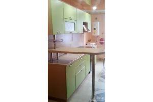Кухня с барной стойкой Спарта 25 - Мебельная фабрика «ОЛИМП»