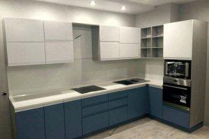 Кухня с фасадами из МДФ Акцент - Мебельная фабрика «Хомма»