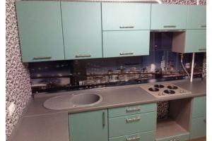 Кухня с фасадами МДФ пленка - Мебельная фабрика «Радуга-Мебель»