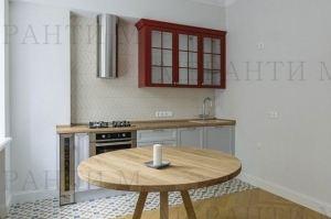Кухня с фасадом Fein 15 - Мебельная фабрика «Меранти М»