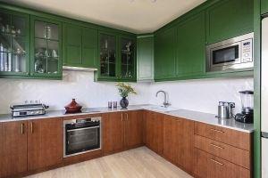 Кухня с фасадом Fein 2 - Мебельная фабрика «Меранти М»