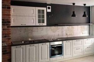 Кухня с фасадом Fein 4 - Мебельная фабрика «Меранти М»