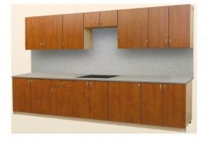 Кухня с Фасадом из ЛДСП - Мебельная фабрика «КМТ-мебель»