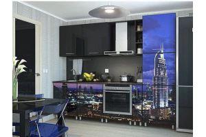 Кухня с фотопечатью - Мебельная фабрика «Арт Мебель»