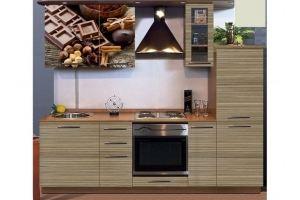 Кухня с фотопечатью 2 - Мебельная фабрика «Владикор»