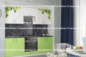 Кухня с фотопечатью Росток - Мебельная фабрика «Мебель Поволжья»