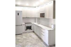 Кухня с крашенными фасадами - Мебельная фабрика «Grol»