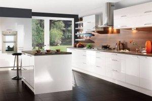 Кухня с островом 009 - Мебельная фабрика «МЕБЕЛИАНА»