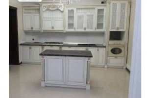 Кухня с островом - Мебельная фабрика «Люси»