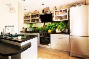 Кухня с островом - Мебельная фабрика «Lakma»