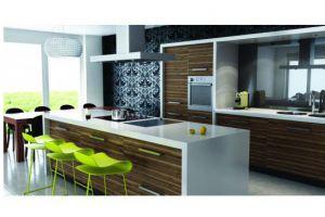 Кухня с островом - Мебельная фабрика «ГигМебели»