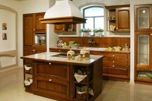 Кухня с островом Classico  Sofia - Импортёр мебели «Latini»