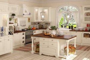 Кухня с островом Classico  Teka - Импортёр мебели «Latini»