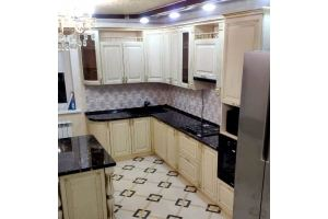 Кухня с островом Сицилия - Мебельная фабрика «Дэрия»