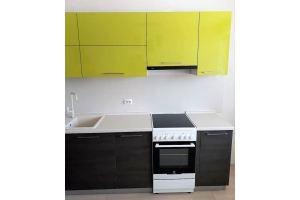 Кухня с пленочным фасадом - Мебельная фабрика «Найди»