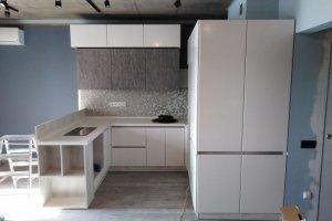 Кухня с полуостровом - Мебельная фабрика «ДЖАЗ»