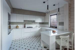 Кухня с зоной для кормления животных - Мебельная фабрика «Молчанов»