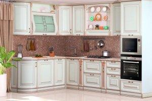 Кухня Сан-Марино 3000х2000 - Мебельная фабрика «Кубань-мебель»