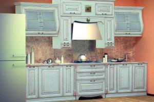 Кухня Сан-Марино 3300 - Мебельная фабрика «Кубань-мебель»