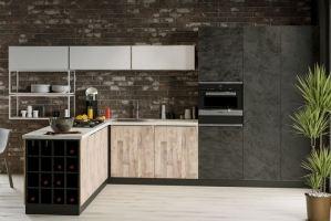 Кухня Саванна - Мебельная фабрика «Walenza mebel»