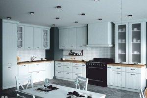 Кухня Scandi - Мебельная фабрика «Мебелькомплект»