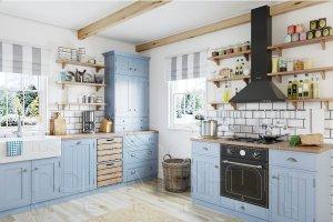 Кухня Шейкер - Мебельная фабрика «Гармония мебель»
