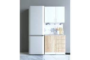 Кухня Сканди 2 - Мебельная фабрика «Континент»