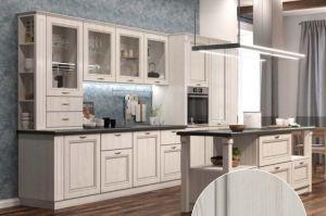 Кухня с островом Скиф - Мебельная фабрика «Ренессанс»