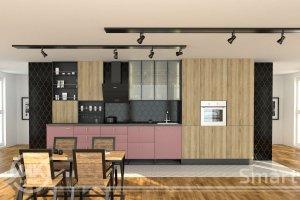 Кухня Smart - Мебельная фабрика «Мебелькомплект»