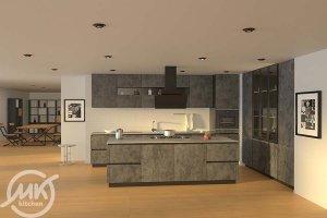 Кухня Smart Profilo - Мебельная фабрика «Мебелькомплект»