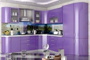 Красивая угловая кухня Кантри - Мебельная фабрика «Д.А.Р. Мебель»
