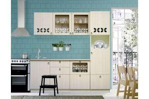 кухня со шкафом-пеналом Прованс - Мебельная фабрика «Аджио»