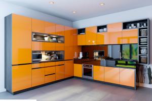 Кухня SOLA Амбра - Мебельная фабрика «MGS MEBEL»