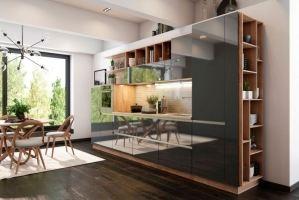 Кухня SOLA Эссенс - Мебельная фабрика «MGS MEBEL»